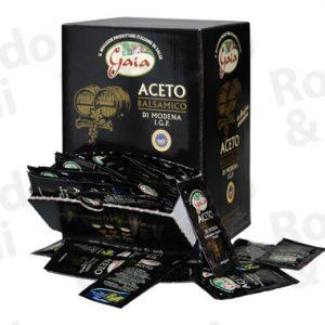 Aceto Balsamico Bustina 5 ml - Conf 200 pz