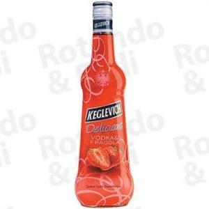 Liquore Vodka Keglevich Fragola