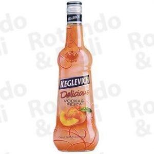 Liqoure Vodka Keglevich Pesca