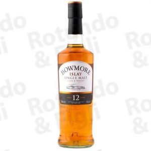 Liquore Whisky Bowmore 12y Astucciato