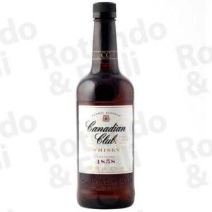 Liquore Whisky Canadian Club