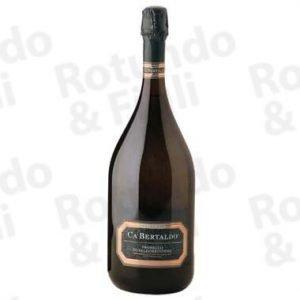 Prosecco Ca' Bertaldo Valdobbiadene Superiore Docg 75 cl - Conf 6 pz