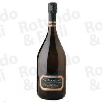 Prosecco Ca' Bertaldo Valdobbiadene Superiore Docg 75 cl – Conf 6 pz