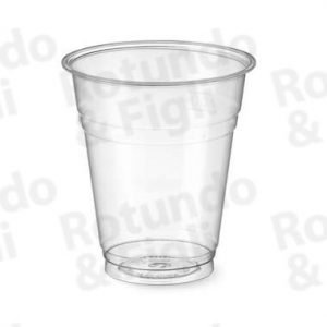 Bicchieri Trasparenti 350 cc - Conf 20x50 pz