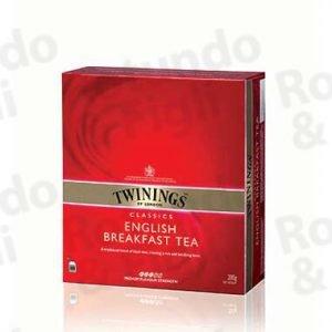 Te Twinings Breakfast Esp - Conf 100 pz