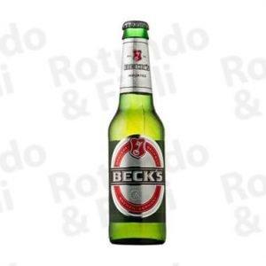 Birra Beck's 33 cl - Conf 24 pz