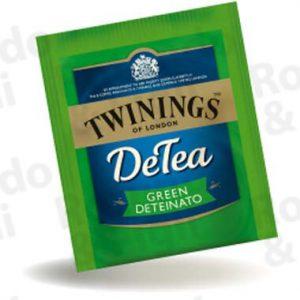 Twinings de Tea Green Verde 25 bustine