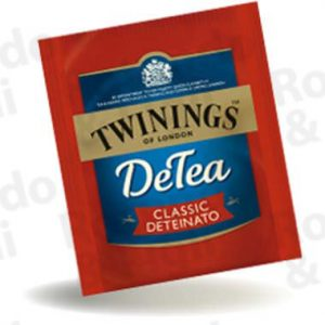 Twinings de Tea Classico Deteinato 25 bustine