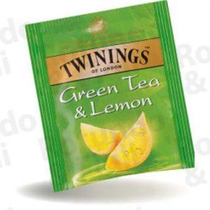 Twinings Green Tea & Lemon 25 bustine