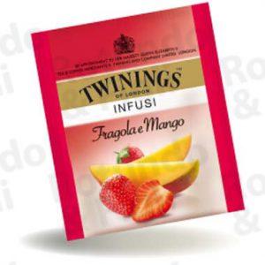 Twinings Infusion Fragole & Mango 25 bustine