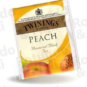 Twinings Peach Tea 25 bustine