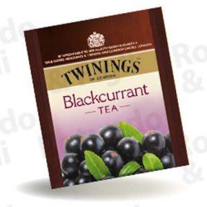 Twinings Tea Blackcurrant 25 bustine