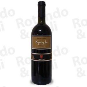 Vino Rosso Cecchi Spargolo Sangiovese 1999 IGT 75 cl