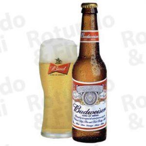 Birra Budweiser 33 cl - Conf 24 pz