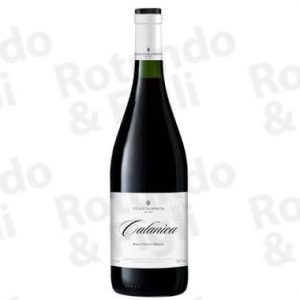 Vino Rosso Calanica Nero d'Avola Merlot 2011 Duca di Salaparuta 75 cl - Conf 6 pz