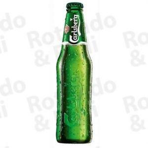 Birra Carlsberg 33 cl - Conf 24 pz