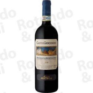 Vino Rosso Castelgiocondo Brunello di Montalcino Docg 2010 Frescobaldi 75 cl