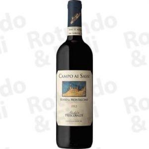 Vino Frescobaldi Rosso Montalcino Campo ai Sassi Doc 2013 75 cl