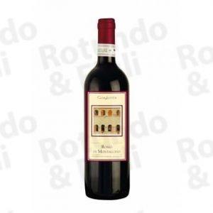 Vino Rosso di Montalcino Sangiovese Doc Casa Antica 75 cl - Conf 6 pz