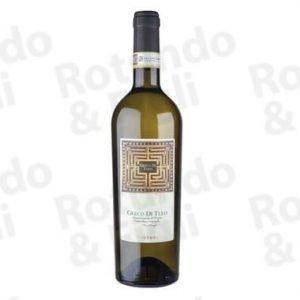 Vino Bianco Greco di Tufo Docg 2013 Borgotufato 75 cl - Conf 6 pz