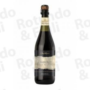 Vino San Geminiano Lambrusco Grasparossa di Castelvetro Doc 75 cl - Conf 6 pz