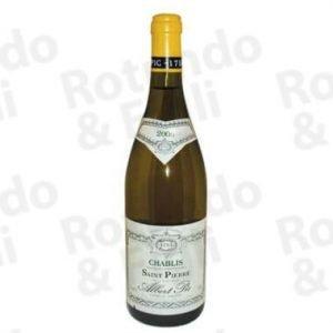 Vino Sagna Chablis Bianco 2006 VQPRD