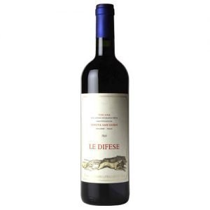 Vino Rosso Le Difese 2011 Igt 75 cl