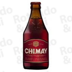 Birra Chimay Rossa 33 cl - Conf 24 pz