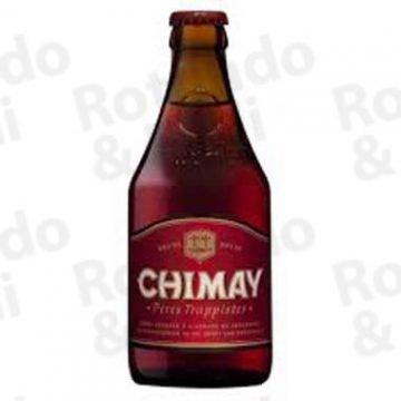 Birra Chimay Rossa 33 cl – Conf 24 pz