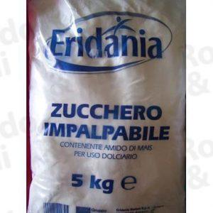 Zucchero Eridania Impalpabile 5 kg