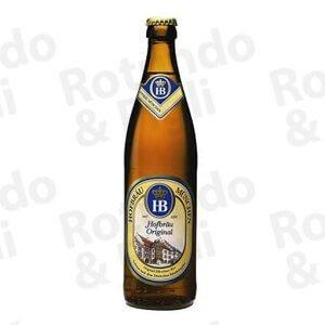 Birra HB Schwarz Weiss 50 cl - Conf 20 pz