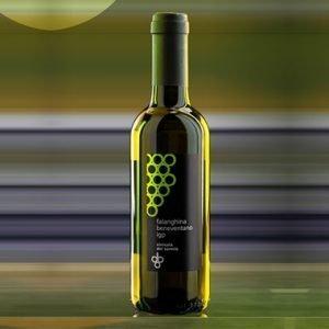 Vino Bianco Sannio Falanghina Beneventano IGP 37