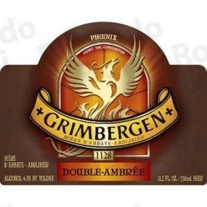 Birra Grimbergen Double Modular Fusto 20 lt