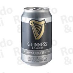 Birra Guinness Surger Lattina 33 cl - Conf 24 pz