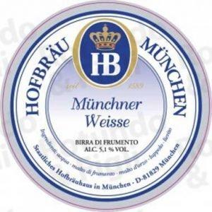 Birra HB Weiss Fusto 20 lt