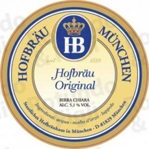 Birra HB Original Fusto 30 lt