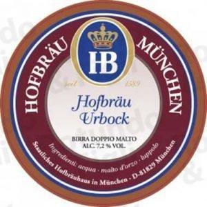 Birra HB Urbock Fusto 20 lt