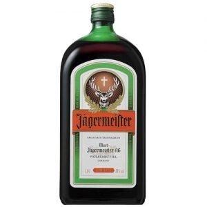 Liquore Amaro Jagermeister 1 lt