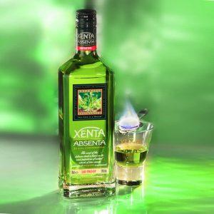 Liquore Absinth Xenta 70° cl 70