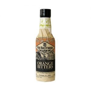 Liquore Fee Brothers Gin Barrel Aged Orange Bitters cl 15