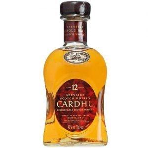 Liquore Whisky Cardhu 12Y Astucciato