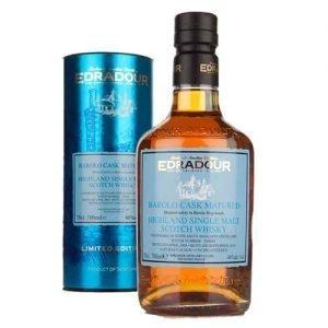 Liquore Whisky Edradour Barolo 2006 Single Malt Latta
