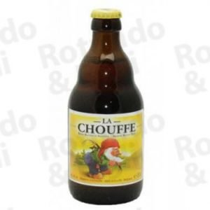 Birra La Chouffe Golden Ale 33 cl - Conf 12 pz