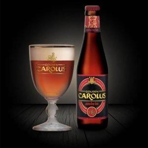 Birra Carolus Ambrio cl 33 - Conf 12 pz
