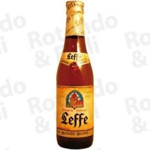 Birra Leffe Blonde 33 cl - Conf 24 pz