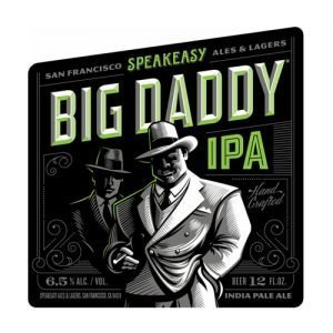 Birra SpeakEasy Big Daddy Fusto KeyKeg 30 lt