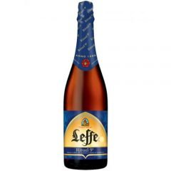 Birra Leffe Rituel 9° 75 cl - Conf 6 pz