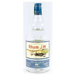 Rhum Agricole De La Martinique J.M. Blanc Astucciato