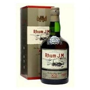 Rhum Agricole De La Martinique J.M. Tres Vieux XO