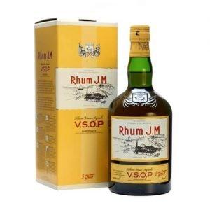 Rhum Agricole De La Martinique J.M. Vieux VSOP Astucciato